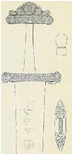 Petersen Viking Sword Type R