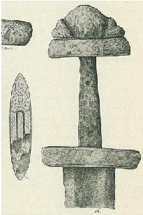 Petersen Viking Sword Type T