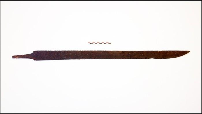 1200 years old Viking Sword
