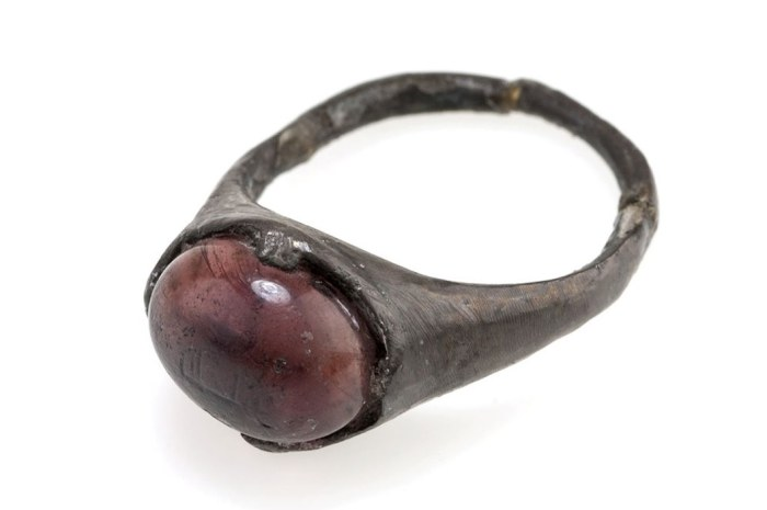 Allah Viking Ring Birka 1