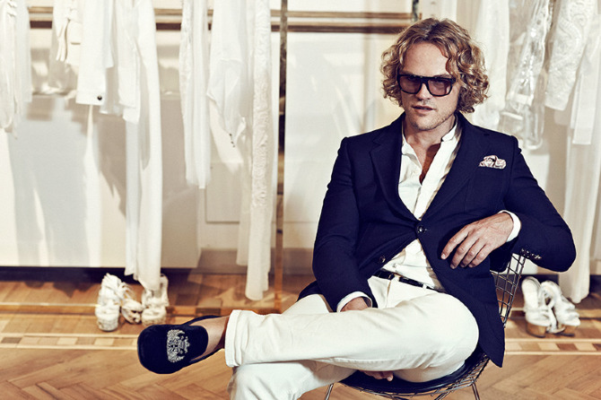 5fc985ba71 Peter Dundas Appointed Creative Director of Roberto Cavalli