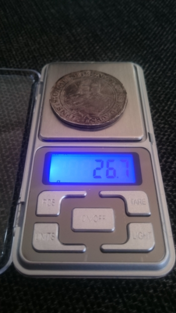 Silver Coin Norway 2