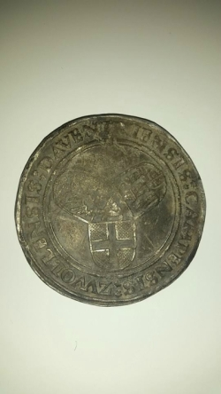 Silver Coin Norway 4