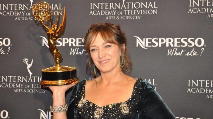Anneke von der Lippe Won Emmy Award