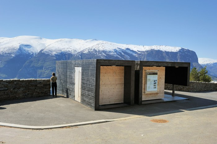 Worlds Best Public Toilet Norway 3