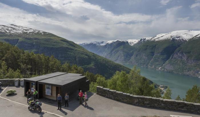 Worlds Best Public Toilet Norway