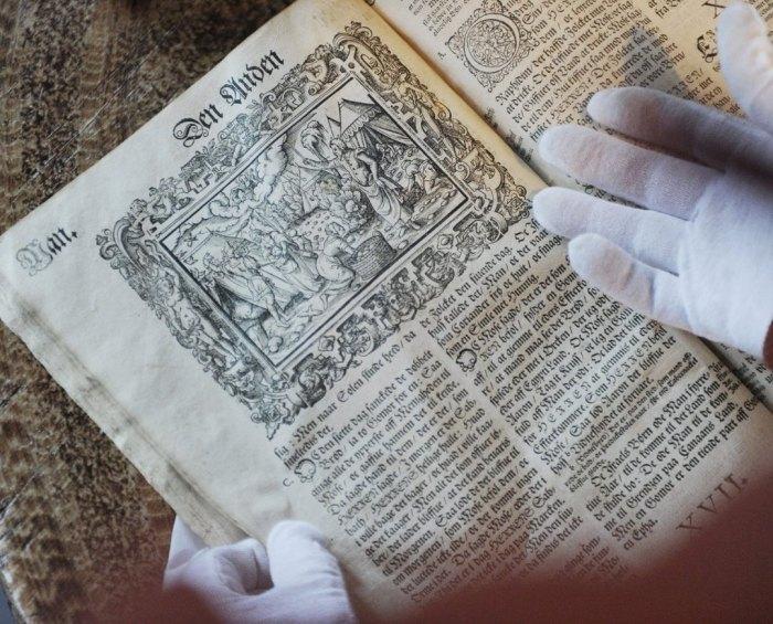 Bible 1589