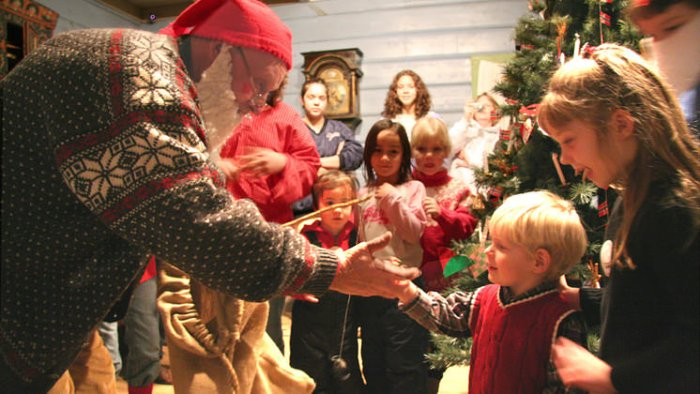 Celebrate Christmas at Vesterheim - Norwegian-American Museum Julenisse