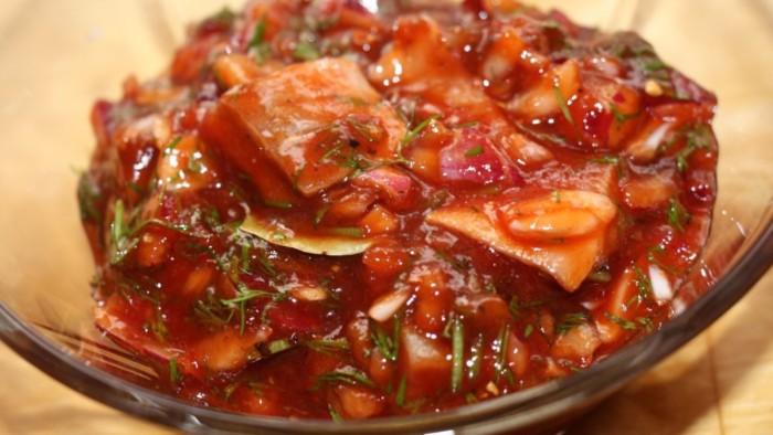 Tomato Herring