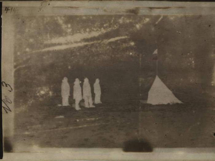 Unknown Photographs by Explorer Roald Amundsen Discovered 3