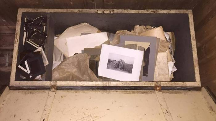 Unknown Photographs by Explorer Roald Amundsen Discovered
