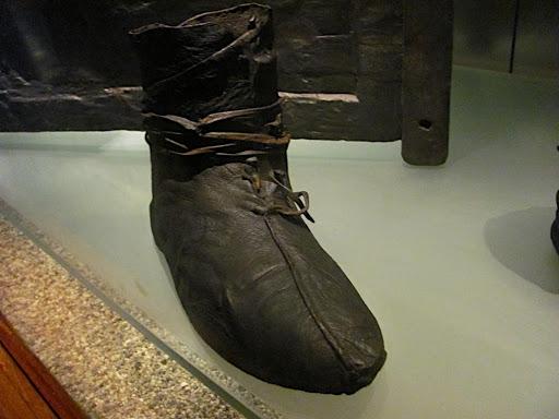 Osberg Ship Viking Shoe