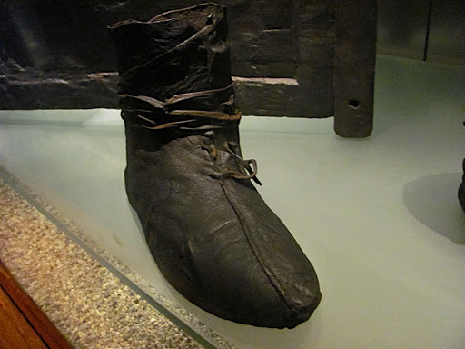 Osberg Ship Viking Shoe