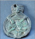 Viking Age Bronze Pendant