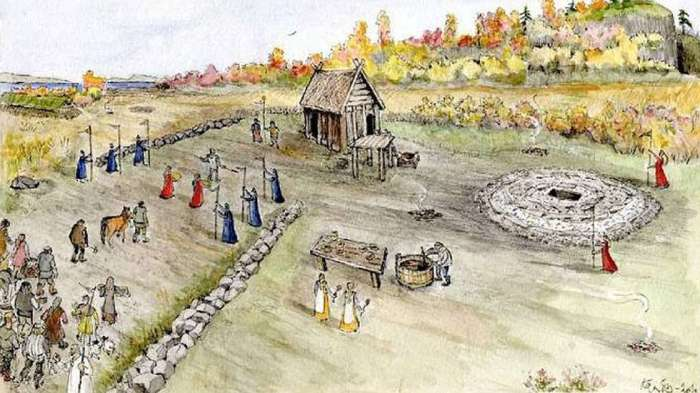 Viking Heathen Hof Ranheim
