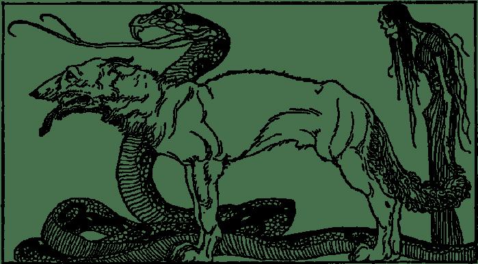Fenris Wolf Fenrir