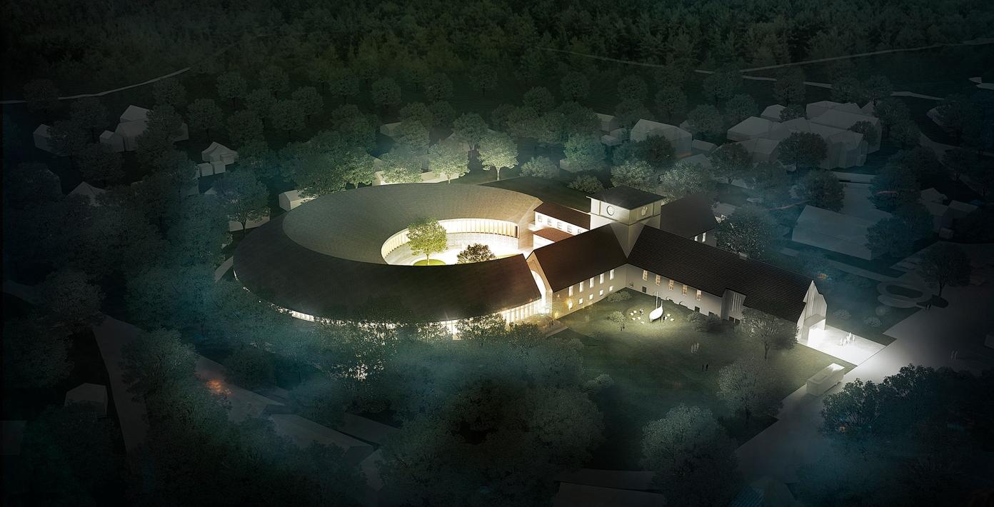 New Viking SHip Museum in Oslo - NAUST 2