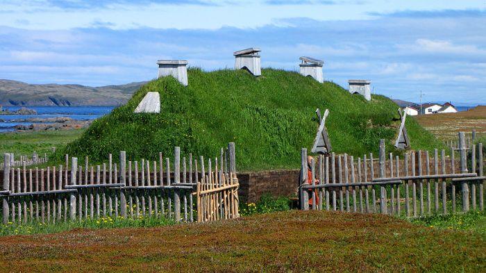 Viking Long House New Foundand