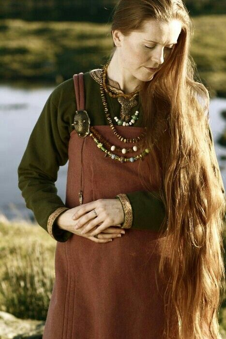 Viking Woman Pagan Roots