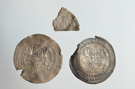Kufic Coins Found In Vikign Age Scandinavia