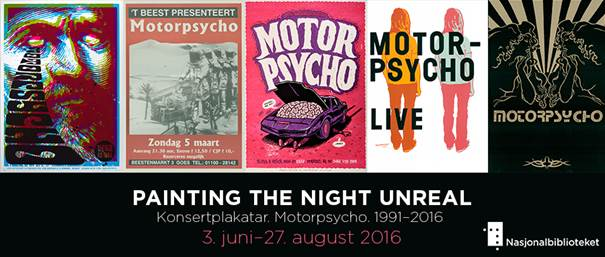 Motorpsycho Posters