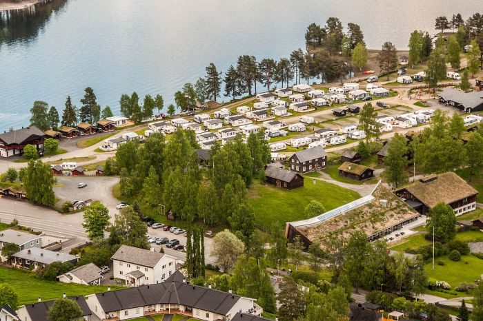 Fagernes Campingpark
