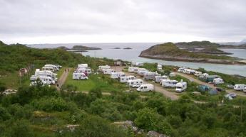 Lyngvær Camping