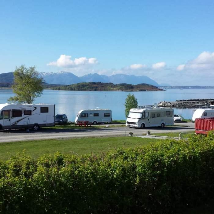 Tornes Fjordcamping