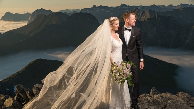 Wedding Photo Northern Norway 4