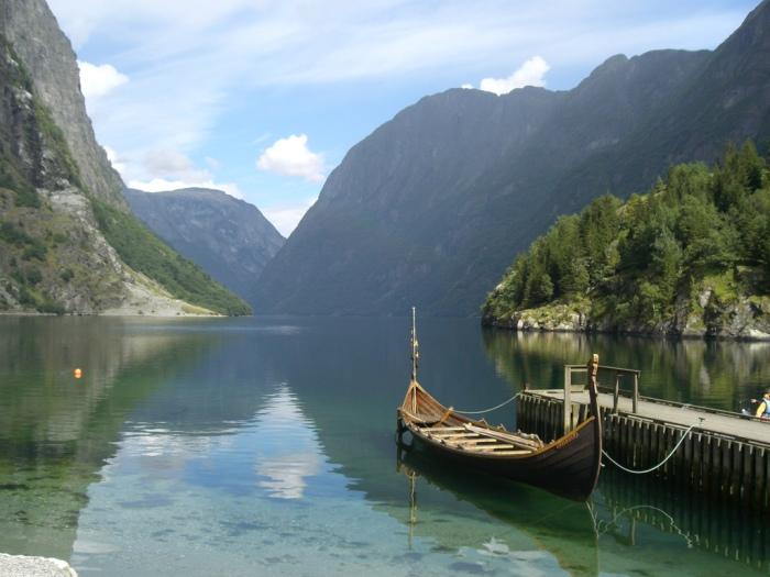 Njardarheimr Viking Village Gudvangen