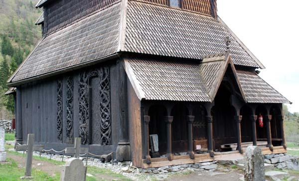 Igreja de Urnes Noruega
