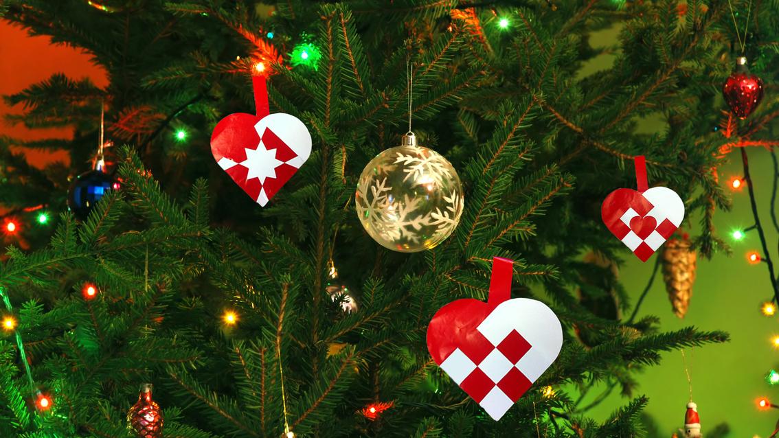 Christmas Tree Decoration Norway