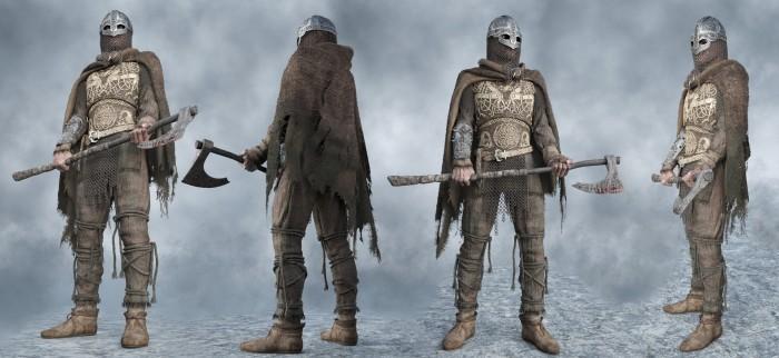 Norseman Viking Age